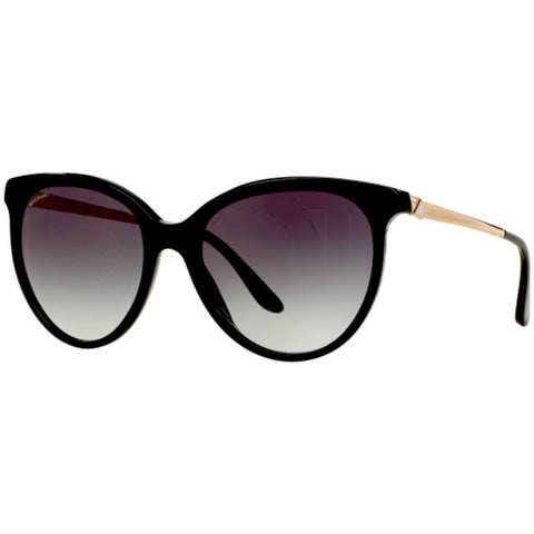 Bvlgari BV8161B 501/8G Cat Eye Sunglasses (Size 56)