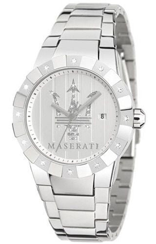 Maserati Tridente Quartz Analog R8853103501 Watch (New with Tags)