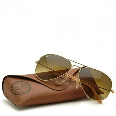 Ray-Ban RB3025 Aviator Gradient 112/85 (Size 58) Sunglasses