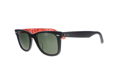 Ray-Ban RB2140F Original Wayfarer 1016 (Size 54) Sunglasses