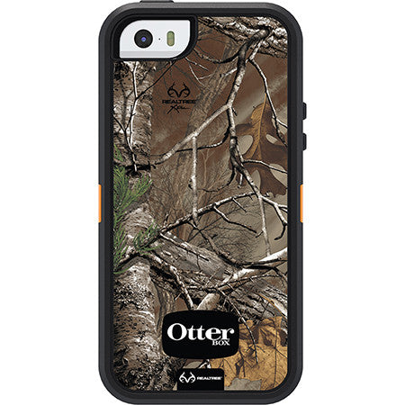 OtterBox Defender Series for IPhone 5S RealTree Case Realtree Xtra