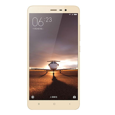 Xiaomi Redmi Note 3 Dual 16GB 4G LTE Gold Unlocked