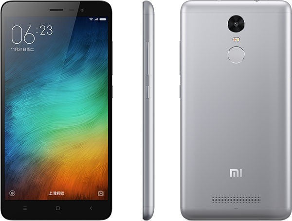 Xiaomi Redmi Note 3 Dual 32GB 4G LTE Grey Unlocked