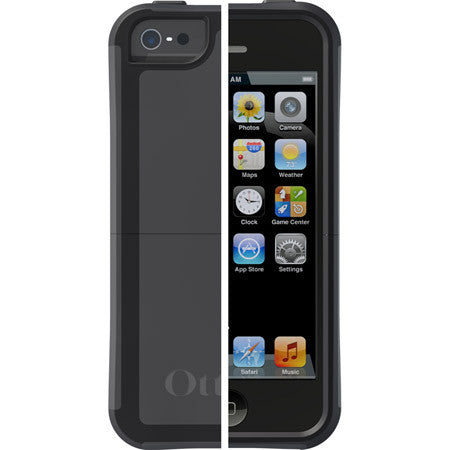 OtterBox Reflex Series for IPhone 5/5S Slate Grey/Black