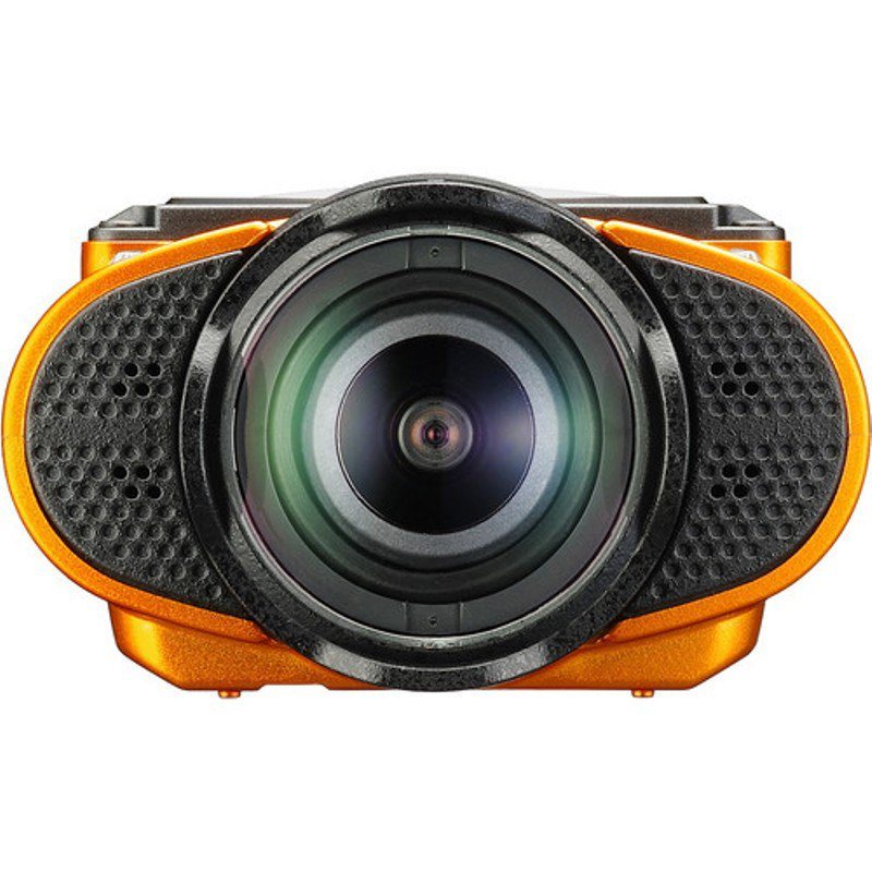 Ricoh WG-M2 Orange Action Digital Camera