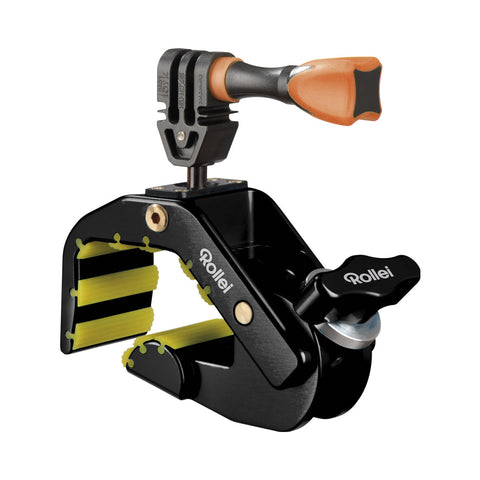 Rollei Pro Shark Mount 4048805215836 GoPro Compatible (Black)