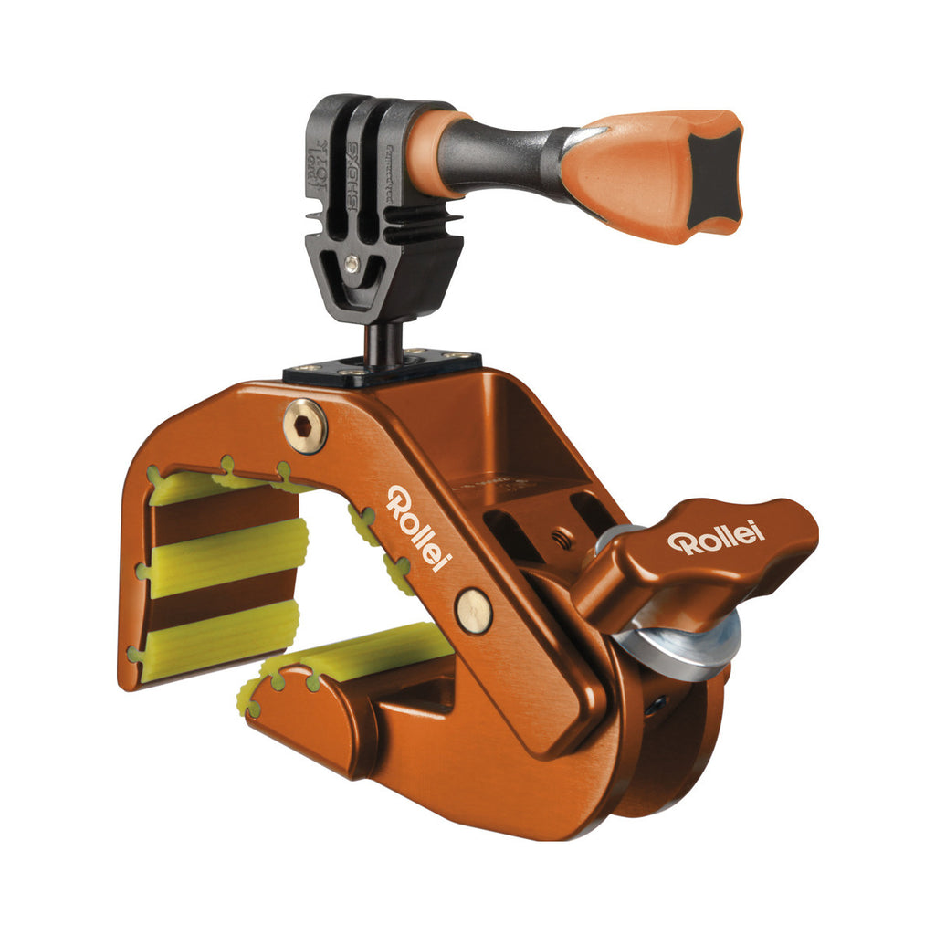 Rollei Pro Shark Mount 4048805215836 GoPro Compatible (Orange)