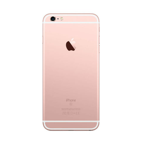 apple iphone 6s plus 32gb 4g lte rose gold unlocked. Black Bedroom Furniture Sets. Home Design Ideas