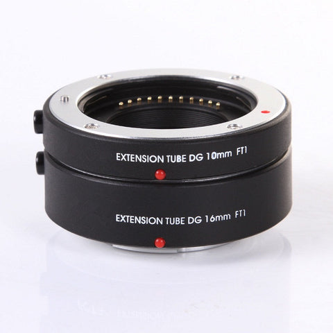 Kenko Auto Extension Tube Set DG for Micro Four Thirds Lenses