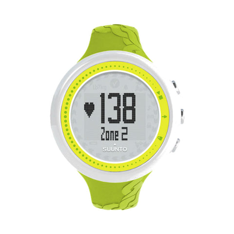 Suunto Women´s M2 Series SS020648000 Sports Watch Lime (HR)
