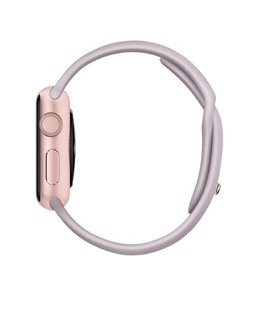 Apple Watch Sport 38mm Rose Gold Aluminum Case MLCH2 (Lavender)