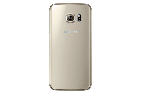 Samsung Galaxy S6 Edge 32GB 4G LTE Gold (SM-G925I) Unlocked