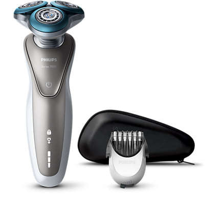 Philips Series S7510/41 Wet & Dry Electric Rechargeable Shaver