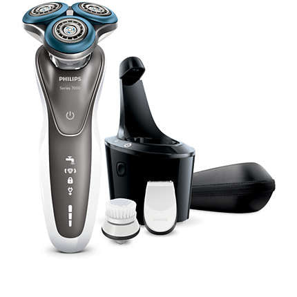 Philips Series S7720/31 Wet & Dry Electric Rechargeable Shaver