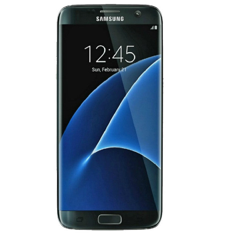 Samsung Galaxy S7 Edge Dual 32GB 4G LTE Black Onyx (SM-G9350) Unlocked