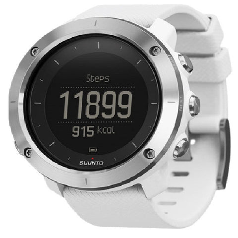 Suunto Traverse SS021842000 GPS Watch (White)