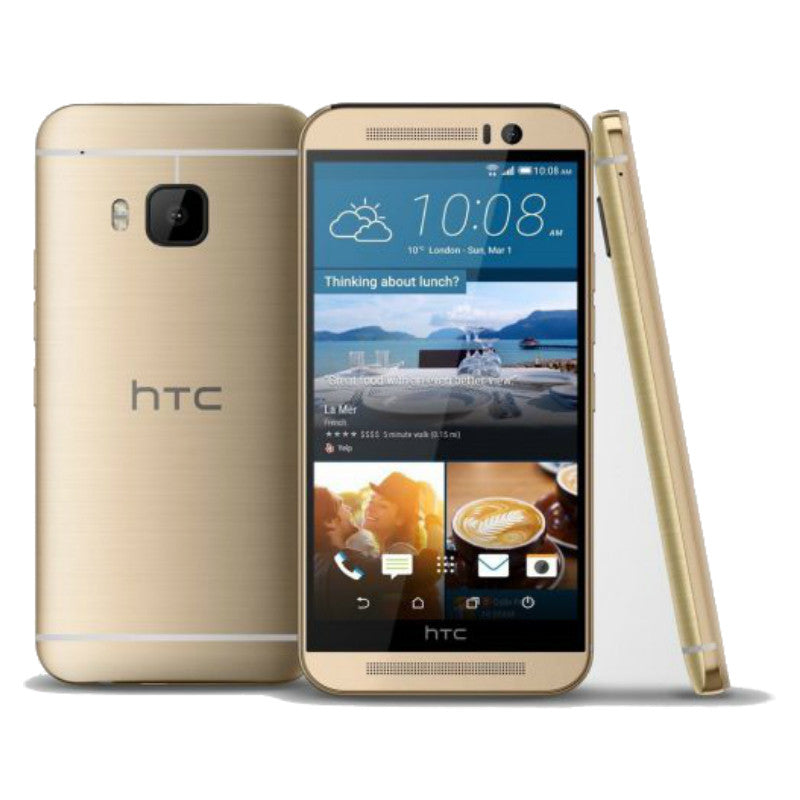 HTC One S9 16GB 4G LTE Gold Unlocked