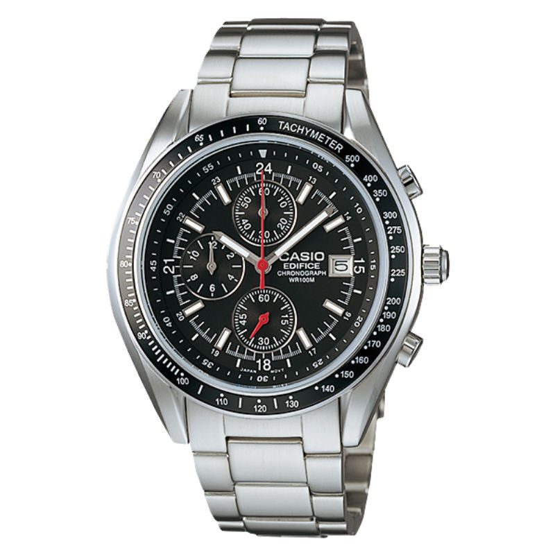 Casio Edifice Chronograph EF-503D-1A Watch (New With Tags)