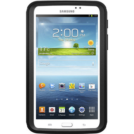 OtterBox Defender Series Case for Samsung Galaxy Tab 3 7.0 Black