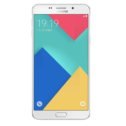 Samsung Galaxy A9 Pro Dual 32GB 4G LTE White (SM-A9100) Unlocked (CN Version)