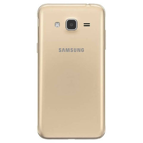 Samsung Galaxy J3 (2016) Duos 8GB 4G LTE No Handsfree Gold (SM-J320YZ) Unlocked