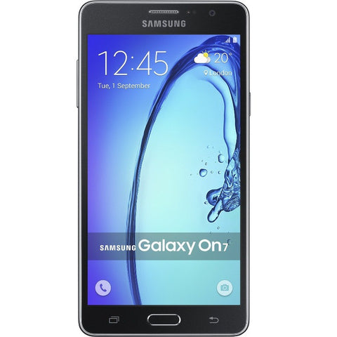 Samsung Galaxy On7 Dual 8GB 4G LTE Black (SM-G6000) Unlocked (CN Version)