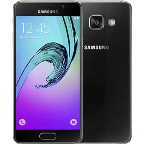 Samsung Galaxy A9 Pro Dual 32GB 4G LTE Black (SM-A9100) Unlocked (CN Version)