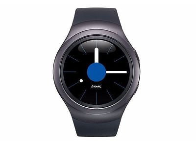 Samsung Gear S2 R720 Smart Watch (Dark Grey)