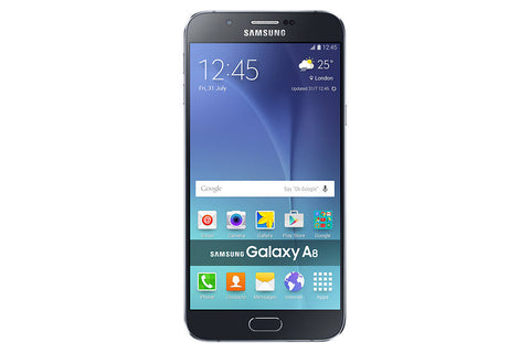 Samsung Galaxy A8 Dual 16GB 4G LTE Black (A8000) Unlocked