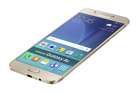 Samsung Galaxy A8 Dual 16GB 4G LTE Gold (A8000) Unlocked