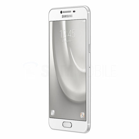 Samsung Galaxy C5 Dual 64GB 4G LTE (SM-C5000) Silver Unlocked (CN Version)