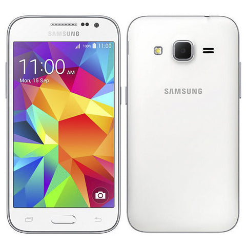 Samsung Galaxy Core Prime VE Duos 8GB 3G White (SM-G361H/DS) Unlocked