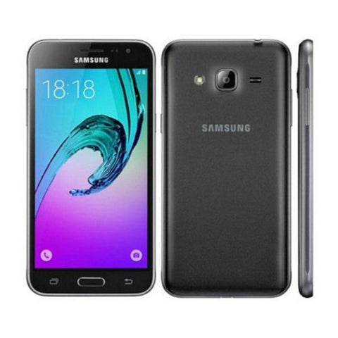 Samsung Galaxy J3 (2016) Duos 8GB 3G Black (SM-J320H) Unlocked