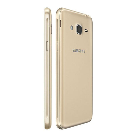 Samsung Galaxy J3 (2016) Duos 8GB 3G Gold (SM-J320H) Unlocked