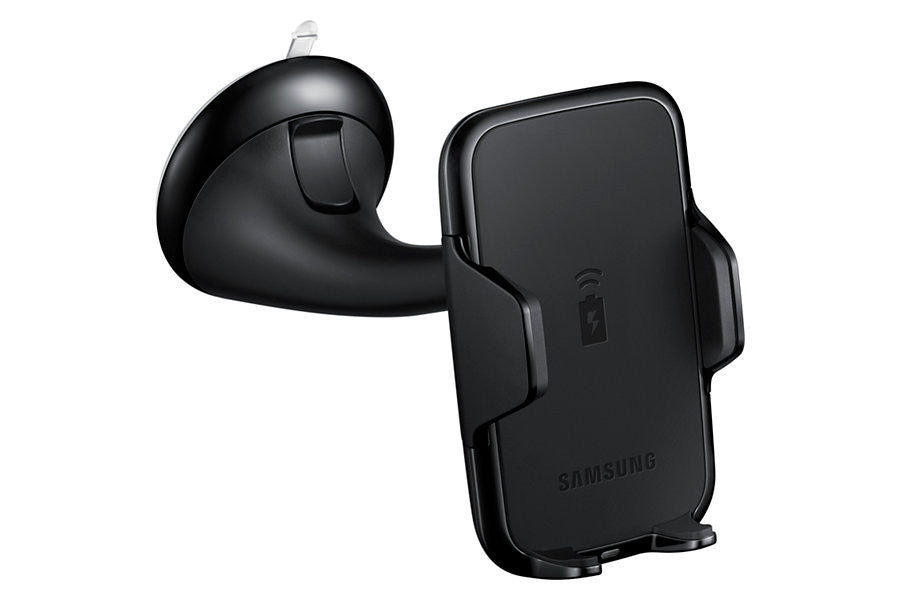 Samsung Galaxy Note 4 Wireless S Charger Vehicle Dock Black EP-HN910IBEGWW