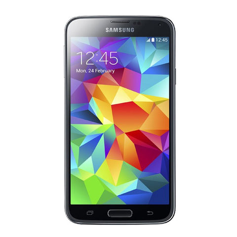Samsung Galaxy S5 Mini 16GB 4G LTE Charcoal Black (SM-G800F) Unlocked