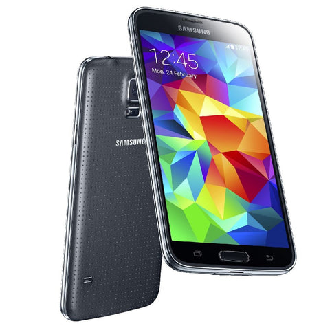 Samsung Galaxy S5 16GB 4G LTE Black (SM-G900i) Unlocked