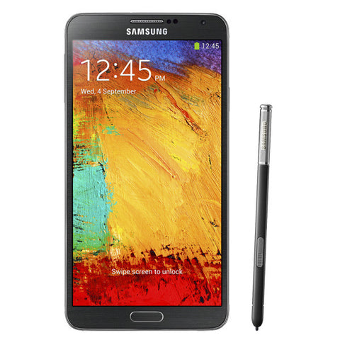 Samsung Galaxy Note 3 32GB 4G LTE Black (SM-N9005) Unlocked