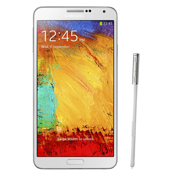 Samsung Galaxy Note 3 16GB 4G LTE White (SM-N9005) Unlocked