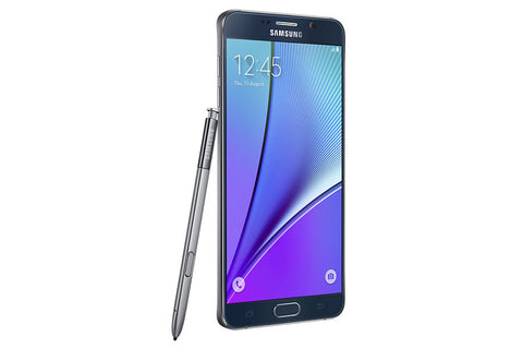 Samsung Galaxy Note 5 Duos 32GB 4G LTE Black Sapphire (SM-N920CD) Unlocked