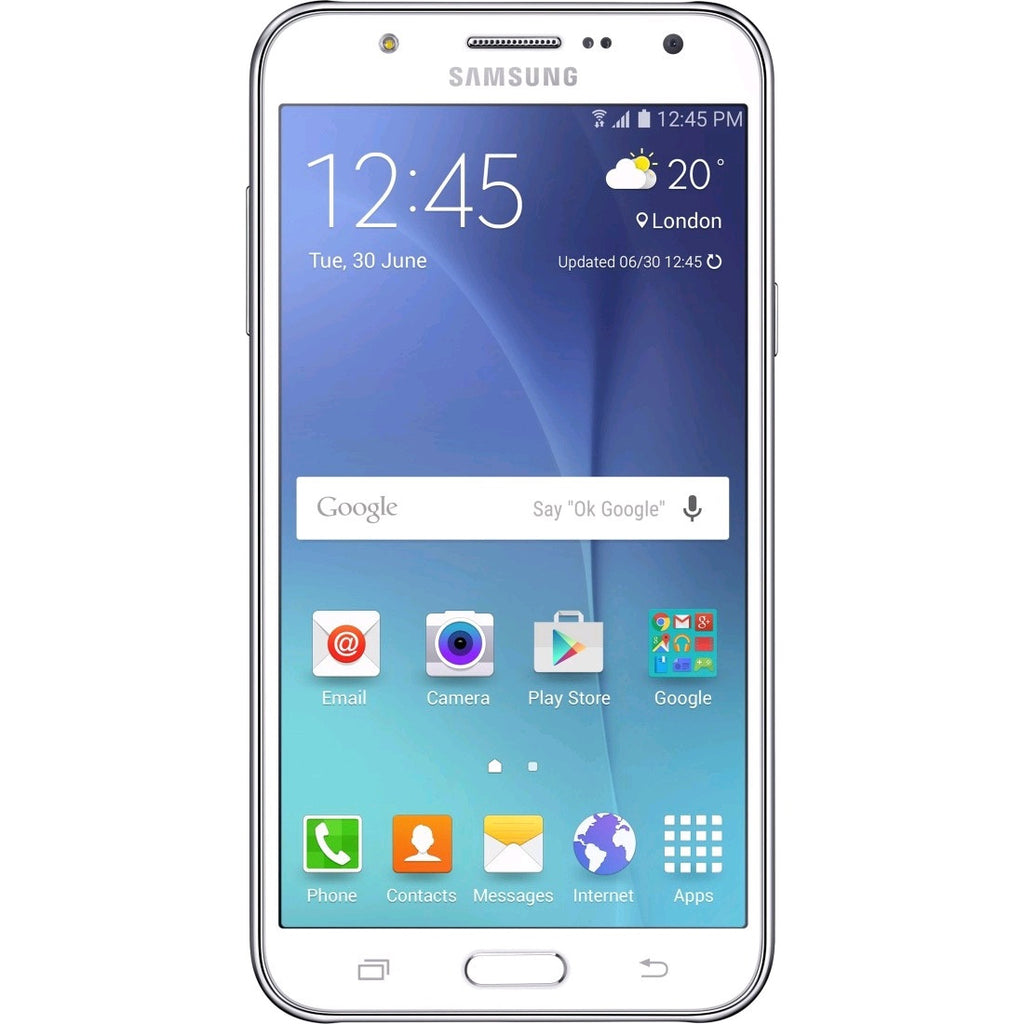 Samsung Galaxy J5 Duos 8GB 3G White (SM-J500H/DS) Unlocked