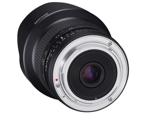 Samyang 10mm f/2.8 ED AS NCS CS Lens (Canon EOS M)
