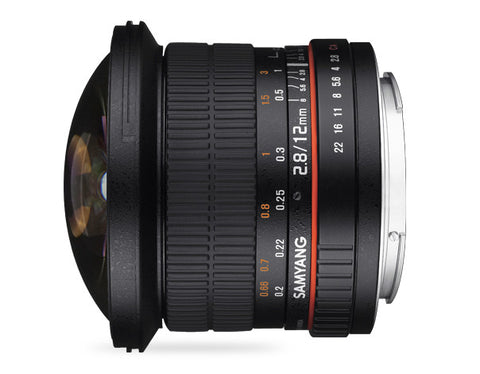 Samyang 12mm f/2.8 AE for Nikon