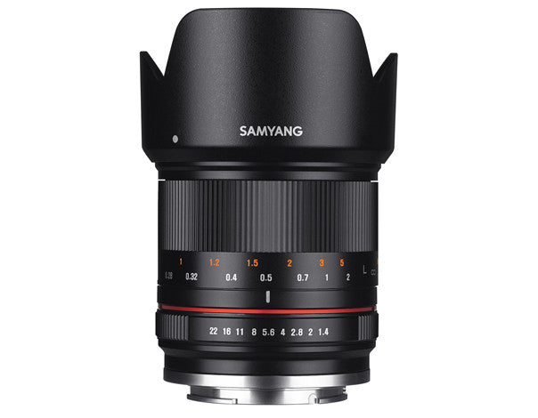 Samyang 21mm f/1.4 ED AS UMC CS Lens (Fuji X)
