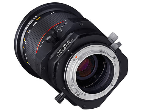 Samyang 24mm f/3.5 ED AS UMC Tilt-Shift Lens for Olympus