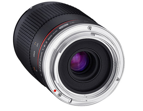 Samyang 300mm f/6.3 Mirror Lens for Canon