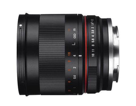 Samyang 50mm f/1.2 AS UMC CS Lens (M4/3)