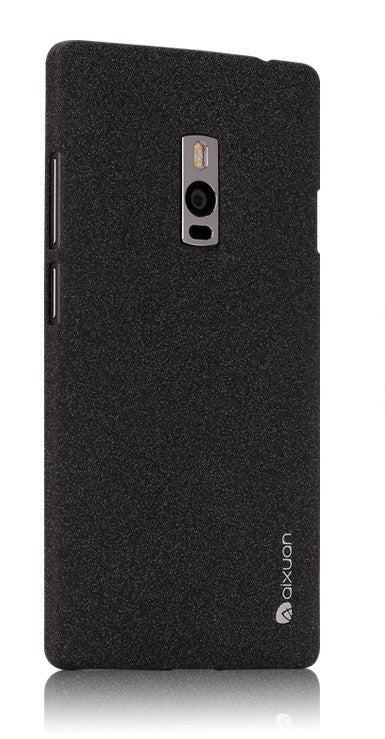 OnePlus Two Phone Cover (Sand Black)