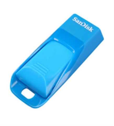 SanDisk Cruzer Edge SDCZ51-016G 16GB Blue USB Flash Drive