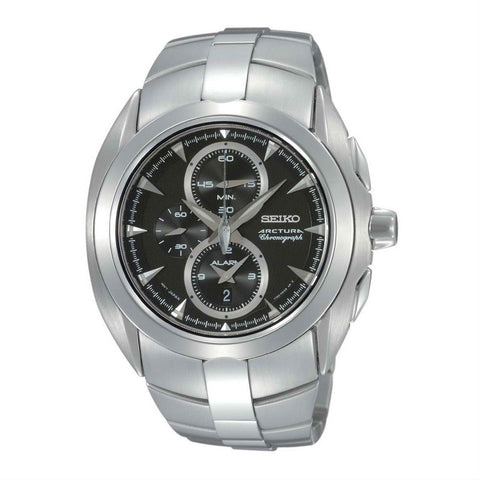 Seiko Arctura Chronograph SNAC17 Watch (New with Tags)